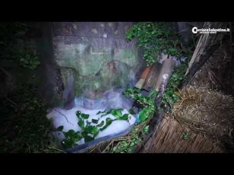 Santa cesarea terme presepe vivente nella grotta sulfurea 2014 youtube - Piscina sulfurea santa cesarea terme ...