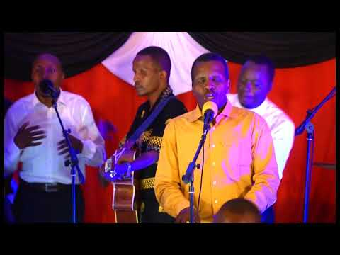 Kenyan Medley by Reuben Kigame and Sifa Voices - DVD Worship At The Tent