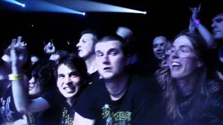 Iron Maiden - Rime of the Ancient Mariner [Flight 666 DVD] HD