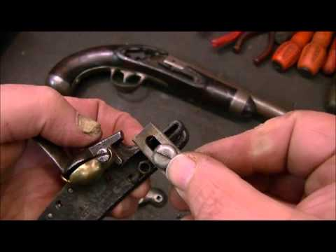 flintlock repair