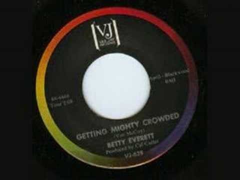 Betty Everett - Getting Mighty Crowded