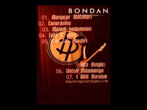 Bondan Prakoso - Generasiku ((Album &Hits single))