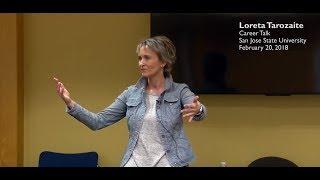 Storytime: My career story | Loreta Tarozaite