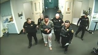 San Joaquin County releases footage of Jacob Servin in custody  in response to abuse claims