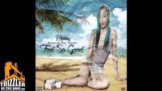Sasha Go Hard ft. Lil Debbie - Feels So Good [Thizzler.com]