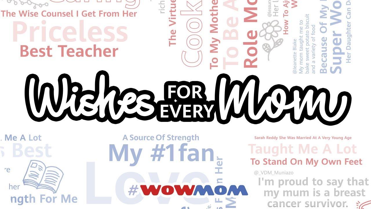 Moms are Women of Wonder