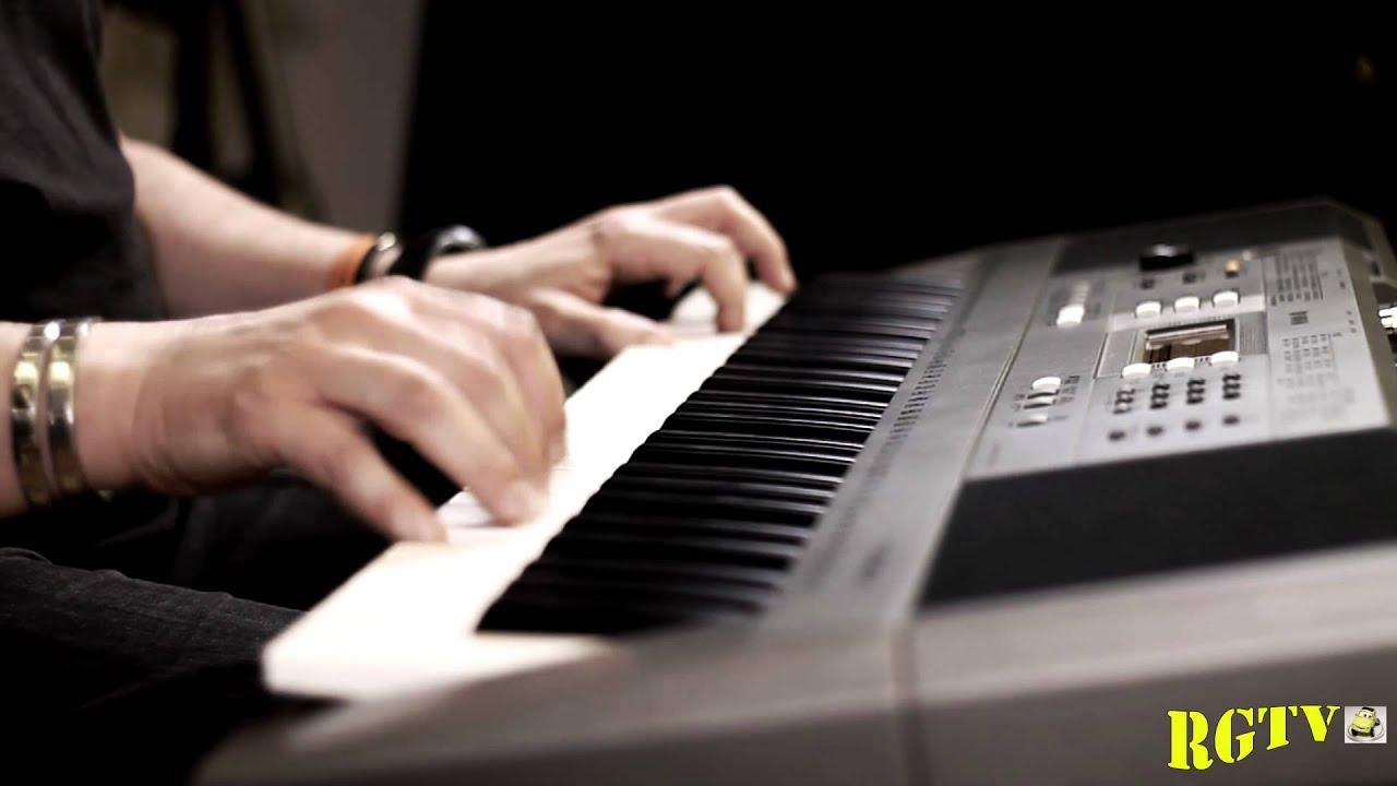 yamaha psr e353 demo piano e arranger by andrea girbaudo. Black Bedroom Furniture Sets. Home Design Ideas