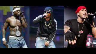 Eminem,50 Cent ft Lil Wayne -Anthem Of The Kings Music