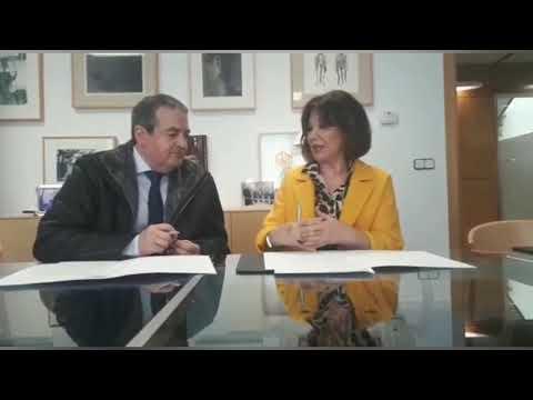 Acuerdo entre El Progreso y el Lugo para promover las actividades del club