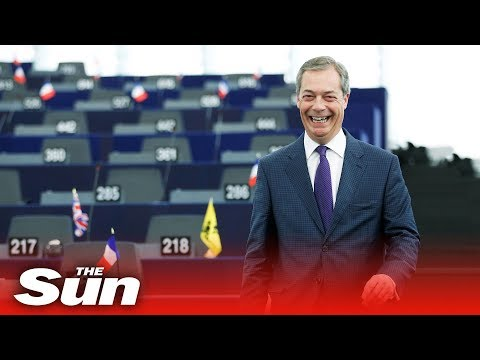 """I'm coming back"" 