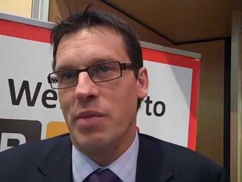 Interview Johann Olav Koss - Vancouver, February 2010