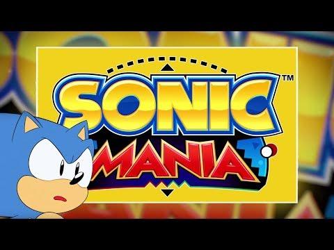 Shooting Stars Zone – Sonic Mania (DLC Version)