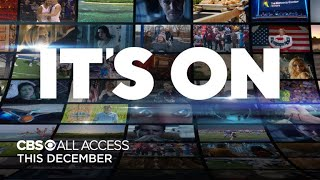 This December on CBS All Access