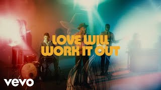 Смотреть клип Durand Jones & The Indications - Love Will Work It Out