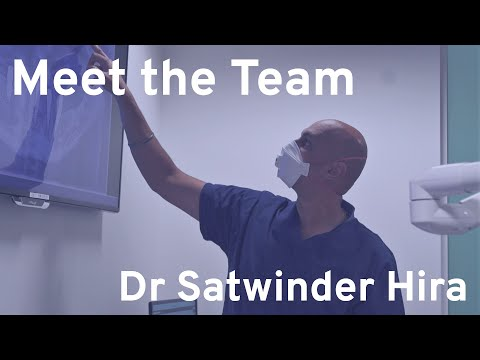 Meet the Team - Dr Satwinder Hira