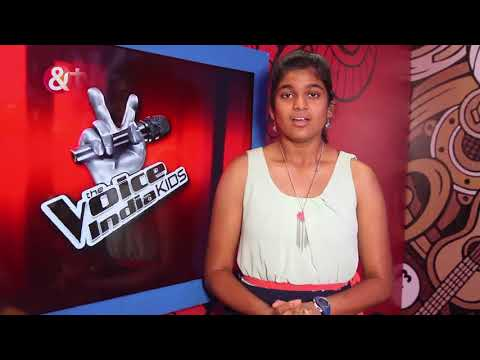 Meet Sanjana Ganesh | The Voice India Kids