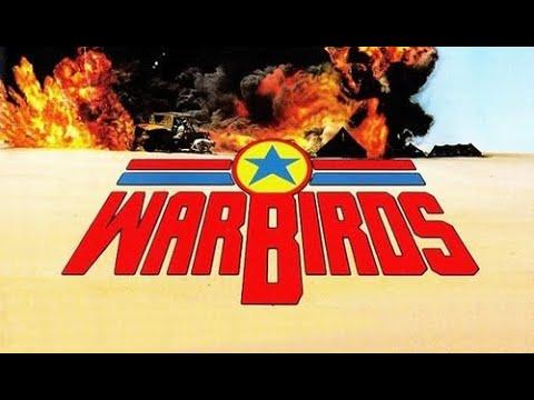 WAR BIRDS - Trailer (1989, Deutsch/German)