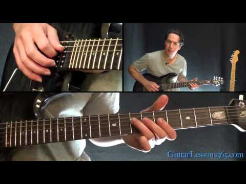 Ace Of Spades Guitar Lesson