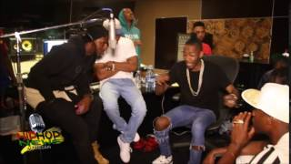 Download Video King Los Word Challenge Freestyle InStudio w/ Loaded Lux,Daylyt,Hollow Da Don,& Brother Polight MP3 3GP MP4