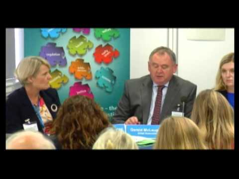 NHS Health Scotland Annual Review 2015 Archive