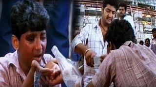 Ntr Best Telugu Movie Scene | Telugu Videos | Silver Screen Movies