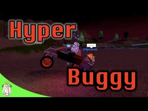 HYPER BUGGY FUN! (Jailbreak Update!)