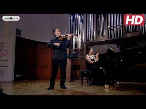 #TCH15 - Violin Round 2: Pavel Milyukov
