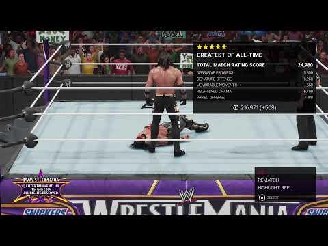 WWE2KAttiresXB1 WWE 2K19 Mania & Other Matches Live Stream