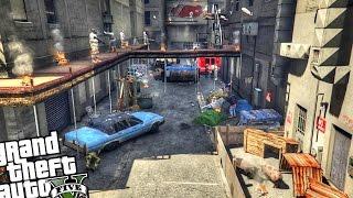 Survival Base [Final Resistance Base] - GTA 5 PC