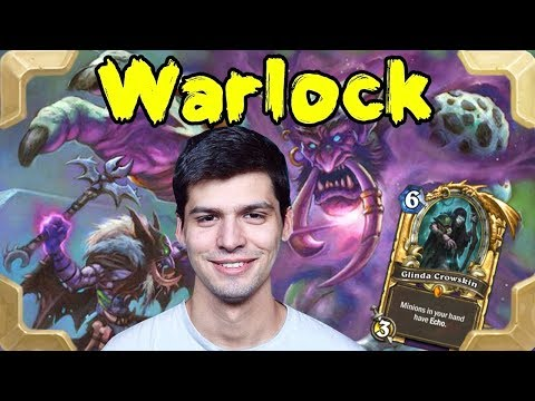 Dog tries Void contract control warlock deck (Rastakhan's Rumble)