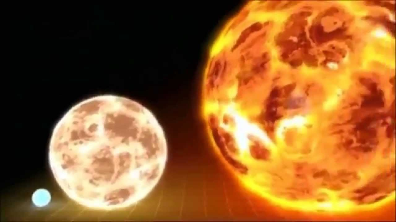 maxresdefault our suns size compared to other star sizes mind blow! youtube
