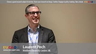 How to plan your a career in the field of EU/European Studies: Dr. Laurent Pech