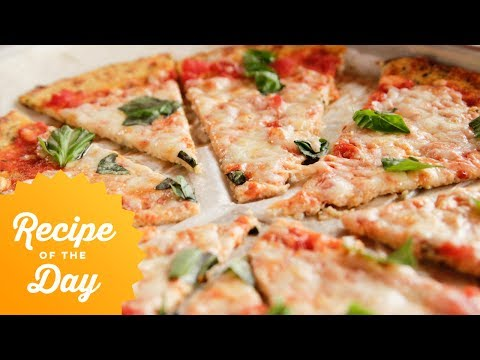 Recipe of the Day: Ree's Cauliflower Crust Pizza | Food Network