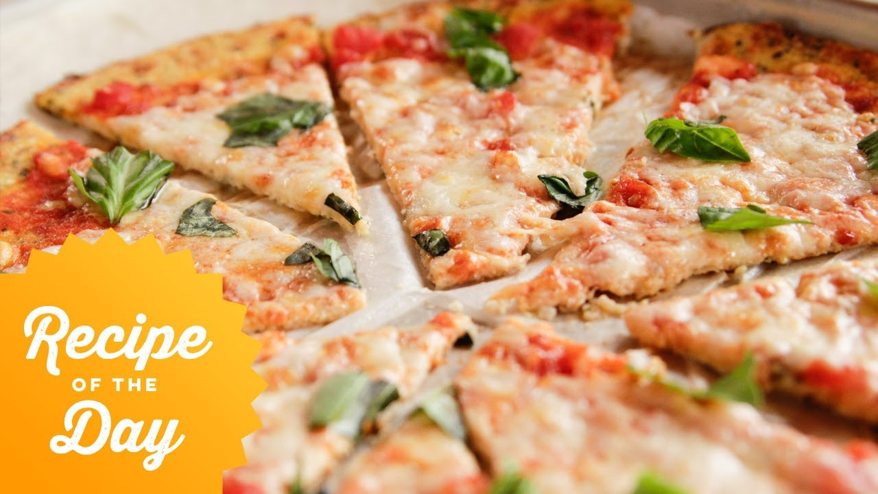 Recipe of the day rees cauliflower crust pizza food network recipe of the day rees cauliflower crust pizza food network forumfinder Gallery
