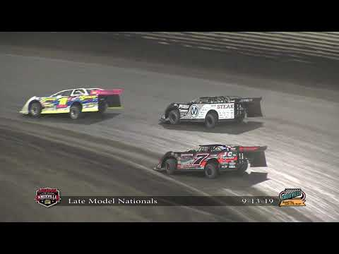Knoxville Raceway: Late Model Knoxville Nationals Night #2 - 9/13/2019
