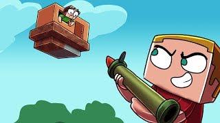 Minecraft - FLOATING BASE CHALLENGE: Don