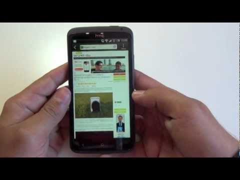 Videoreview HTC One X [HD][ESPAÑOL]