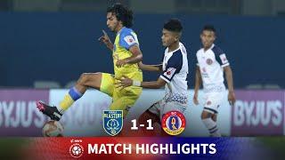 Highlights - Kerala Blasters 1-1 SC East Bengal - Match 35 | Hero ISL 2020-21