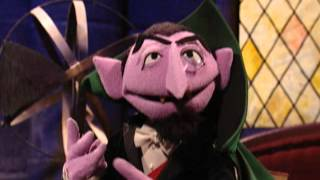 Sesame Street: Counting Bats with the Count - Four