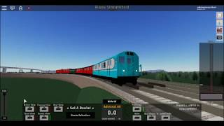 ROBLOX: rails unlimited fast subway adventure