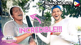 CAN FILIPINOS SING??? | TOMAS MORATO