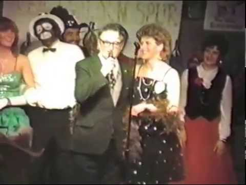 Donegal Entertainers 1984 - No name club awards-Central Hotel - Donegal Town