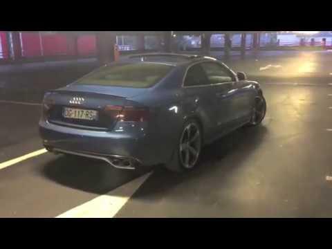 Quattro Drift 🚀 😳 Who else loves Audi? 😍