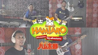 Soundtrack Hamtaro Versi Indonesia Cover by Sanca Records