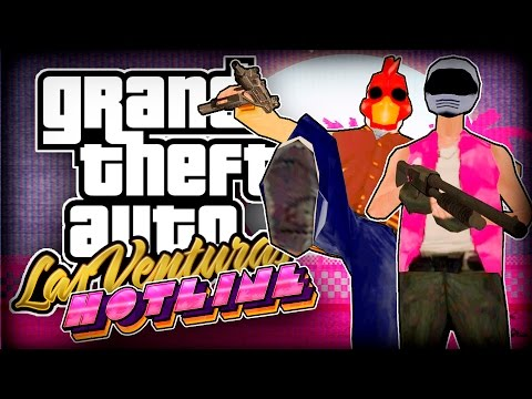 GTA: HOTLINE LAS VENTURAS!