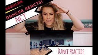 NCT 127 엔시티 127 'Regular ' Dance Practice - DANCER REACTS!