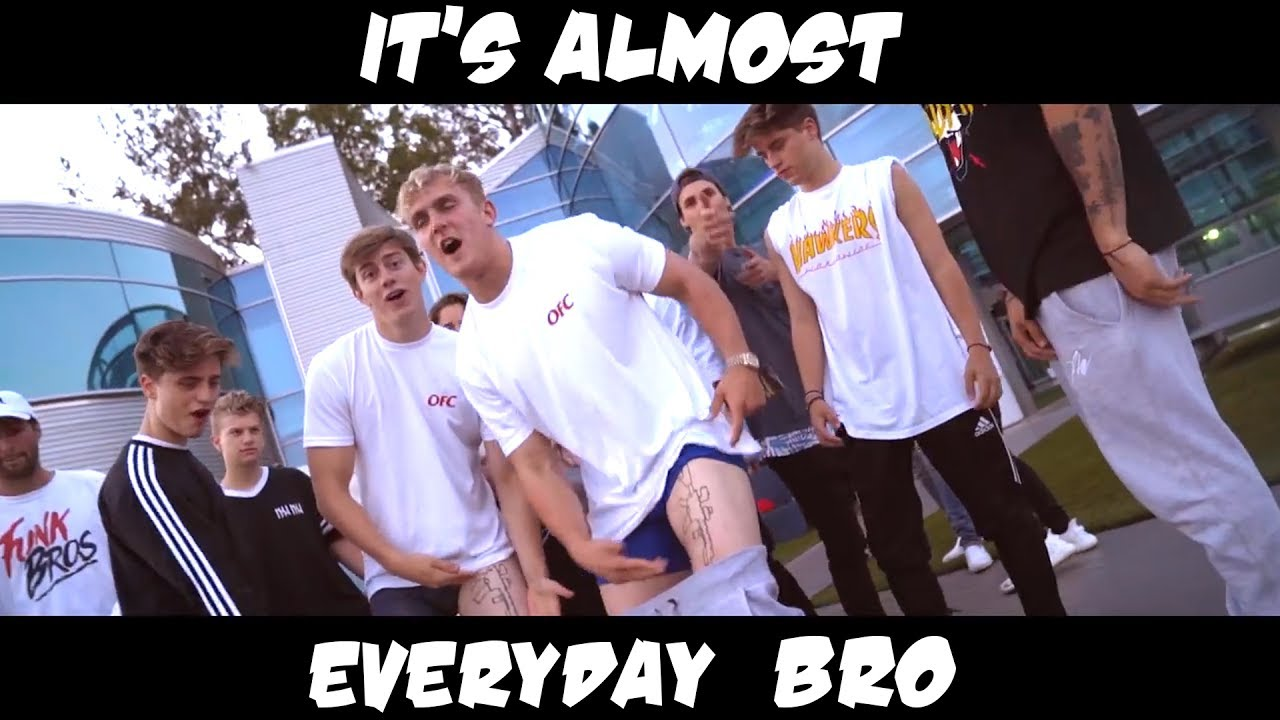 Jake Paul It S Everyday Bro Feat Team 10 But I Tried