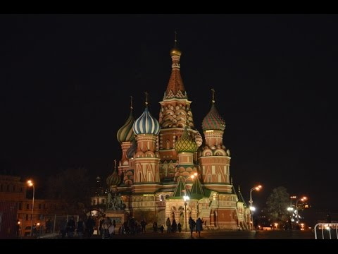 Moscow, Russia by Bobby On The Run