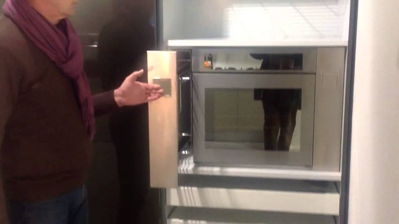 ARAN Cucine production: Volare MET model designed by Giampi - YouTube