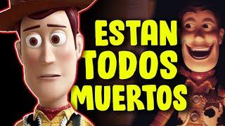 Las Teorias más OSCURAS de Toy Story // dinosaur vlogs